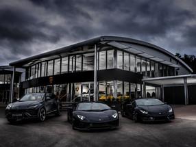Automobili Lamborghini officially opens Lamborghini Tunbridge Wells