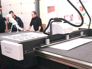 Fantasy Prints invests in a Kongsberg X24 Starter