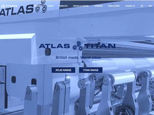 Atlas Converting Equipment launches new website