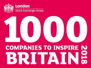 Croxsons recognised in London Stock Exchange Group's '1000 Companies to Inspire Britain' report