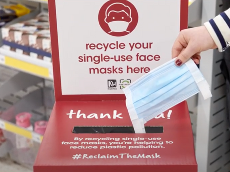 wilko launches in-store mask recycling scheme
