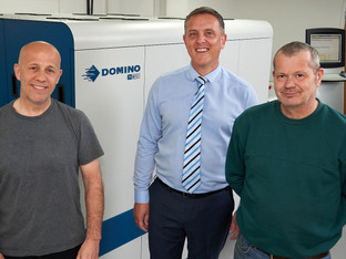 Anglia Labels sees a bright future with Domino technology