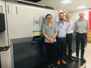 Pureprint becomes the UK's leading HP Indigo 12000 HD user