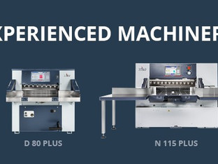 Used cutting machines direct from the manufacturer