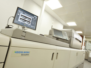 Ultragraph opens up new business with a Versafire CP