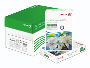 Antalis launches Xerox Recycled Supreme