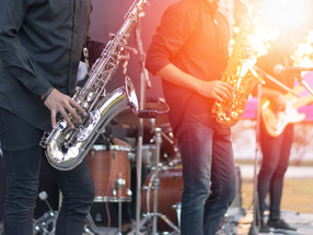 Jazz on the Pantiles is back