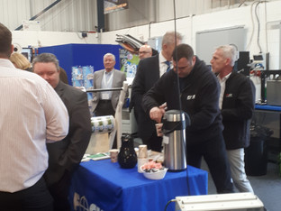 Success for Focus Label Machinery open day