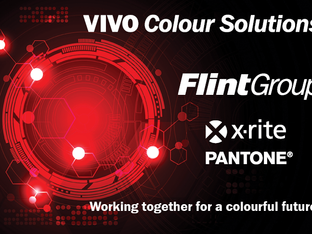 X-Rite and Flint Group announce global partnership