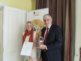 Linx's international growth recognised by award