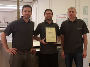 Creation gets ISO 14001