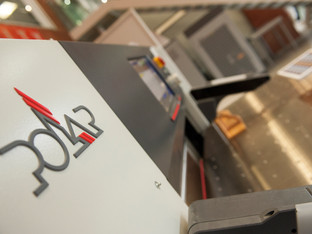 Gomer Press moves to latest generation Polar guillotine