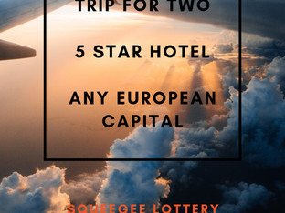 Win a five star trip with Spandex and Arlon