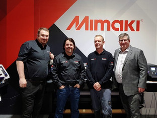Hybrid announces appointment of Josero as Mimaki Sign & Graphics authorised partner