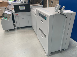 Third bookletmaking finishing unit added at HDC