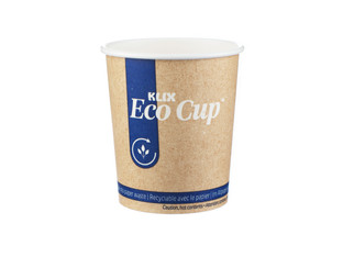 Lavazza Professional launches Klix Eco Cup, recyclable with normal paper waste