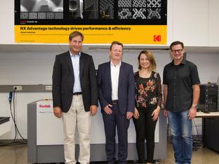 Kodak Flexcel NX System donated to Stuttgart Media University