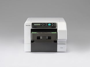 Ricoh unveils the Ri 100 direct to garment printer