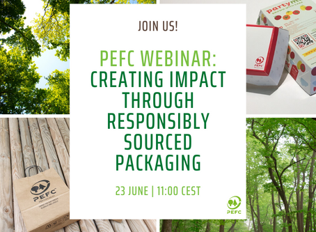 Responsibly sourced packaging: Learn more with PEFC