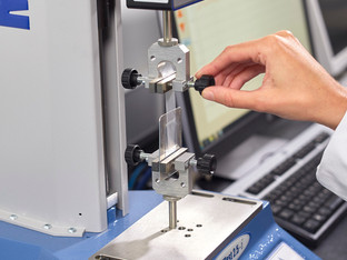 In-house barrier and adhesion measuring service offered to film producers and converters