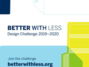 Better with Less – Design Challenge finalists feature creative alternatives to plastic packaging