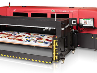 EFI launches new Vutek HS for high volume signage