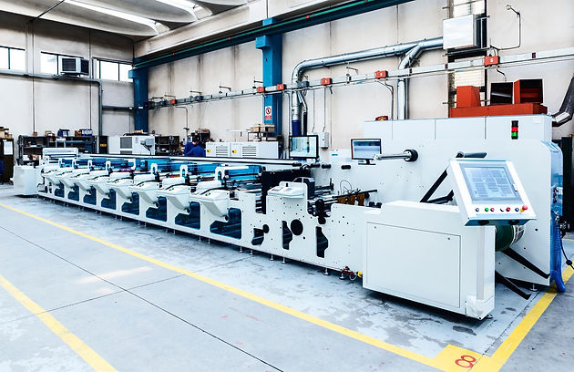New version of the Invicta 630 for flexible packaging