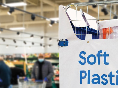 Tesco to launch UK's biggest network of recycling points for soft plastic