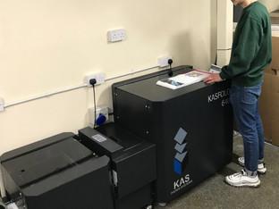 Warwick Printing takes Ashgate's new Kasfold KF640 A4