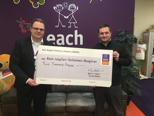 BPIF Cartons helps raise money for worthy cause