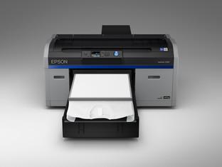 Epson announces new SureColor SC-F2100 direct to garment printer