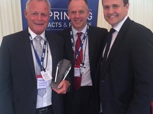 Pioneer of the packaging industry wins major award