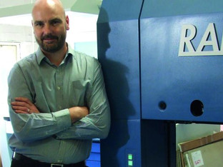 Blackmore Group consolidates ink supplier with three year contract