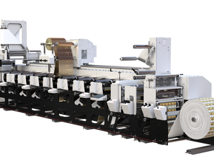 Second press for Mark Andy Evolution Series