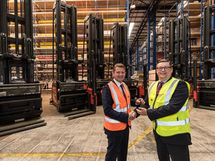 Antalis enhances delivery with latest investment