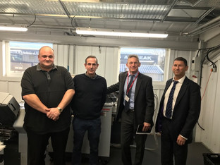 Clinical Print Finishers invests in second Horizon folder