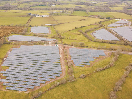 Making subsidy free solar a reality in north Wales
