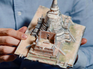 3D printed realism brings ancient artefacts to life