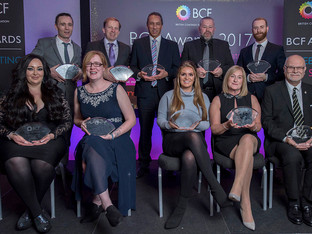 BCF Awards celebrate best and brightest in the coatings industry