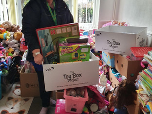 VPK Packaging helps local charity deliver Christmas