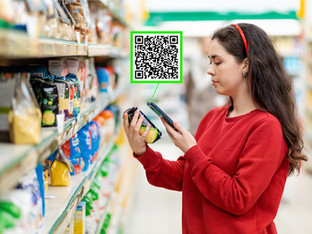 QR Code revival by NHS Covid-19 app creates opportunity for packaging design