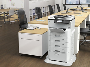 New A3 and A4 business inkjet ranges meet the high demands of busy workgroups