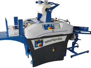 KDX partners with IFS and Graphic Arts Supplies to provide thermal lamination support