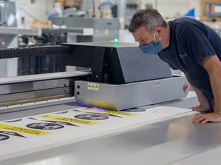 Claremon expands business into wide format with Canon Arizona 1380 XT