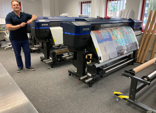 Parrot Print responds to pandemic uplift with fourth Epson SureColor SC-S80600