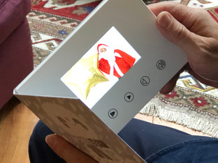 Talking Print launch Talkies – a self-service personalised audio card and video book tool