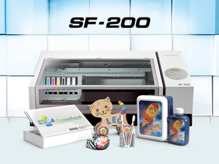 Roland DG launches SF-200 for sensitive applications – even children's toys