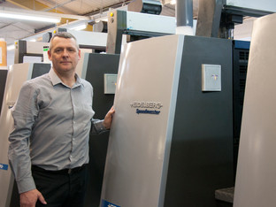 Ruddocks upgrades its cutting with a Polar guillotine and materials handling