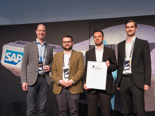 Mondi wins two SAP Quality Awards for digital projects that benefit customers