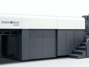 Manroland Sheetfed launches new presses